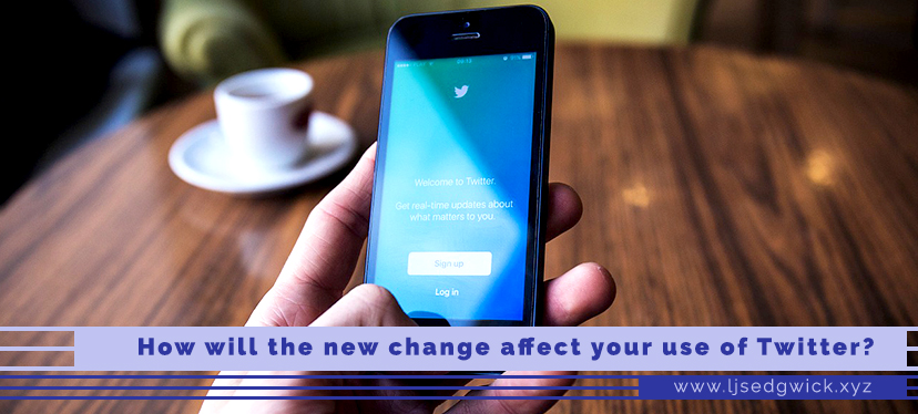 How will the new changes affect your use of Twitter?