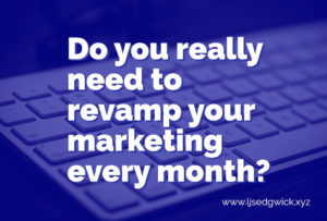 """With the array of available marketing options, is it necessary to revamp your marketing every month? The success of Absolut Vodka says """"no"""". Find out why!"""