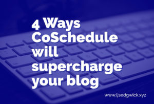 Fed up of trying to manage your blog and social media using a range of solutions? Find out 4 ways CoSchedule can supercharge your blog from one app.