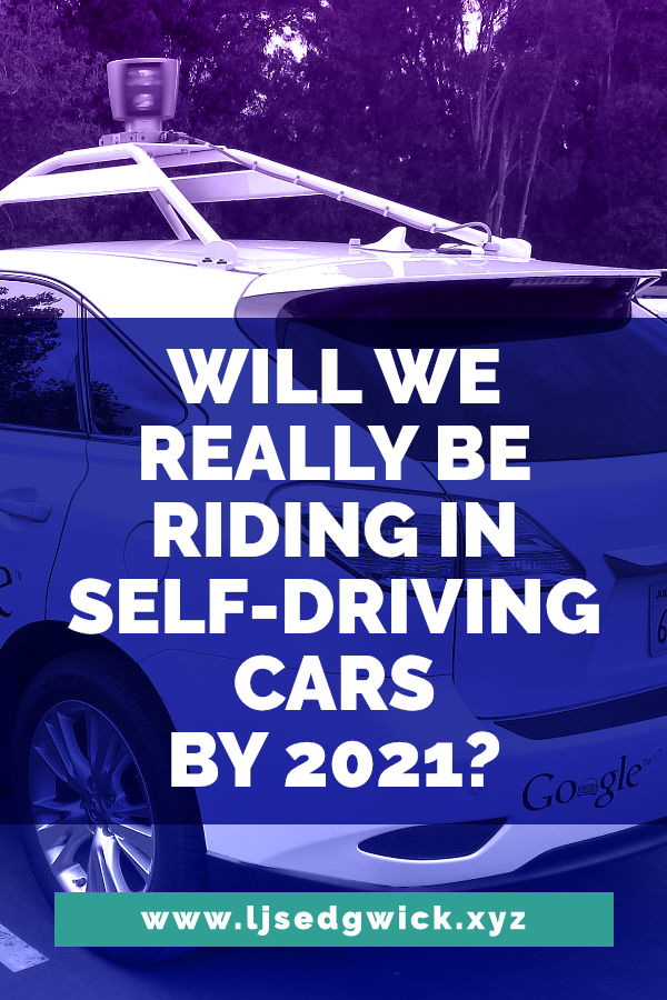 With the extra funds for the tech industry in the 2017 budget, will it push the appearance of self-driving cars on UK streets by 2021?