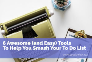 With so many to-do list tools available, how do you know which one is right for you? Smash your to-do list with one of these 6 intuitive and powerful tools!